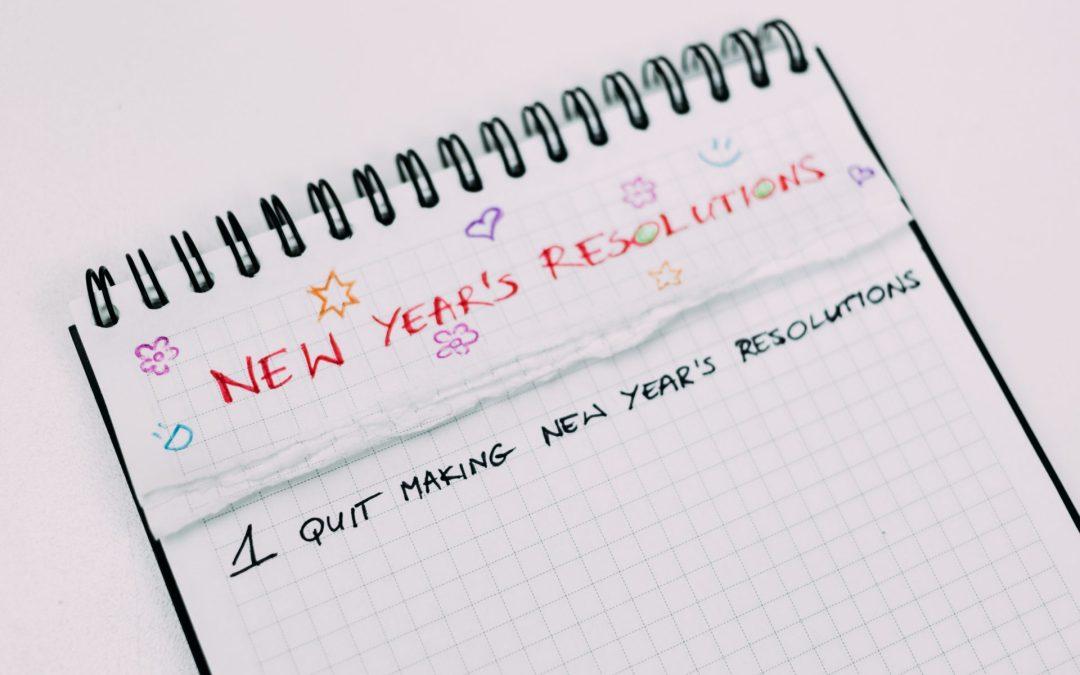 15 Vorsätze fürs neue Jahr – und wie du sie erreichst