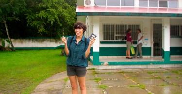 Plan B Viajero, Gabriela De Marcos, Llegada a México