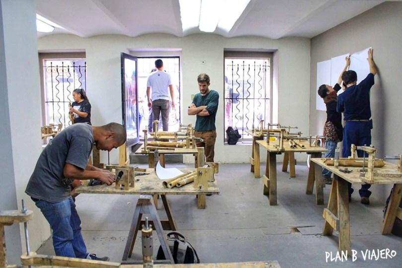 plan b viajero, como hacer una bici de bambu, htm bamboocycles