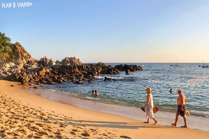 plan b viajero, las mejores playas de Oaxaca, playa manzanillo, guía para viajar en bici por Oaxaca