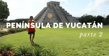plan b viajero, por yucatán en bicicleta, peninsula de yucatan