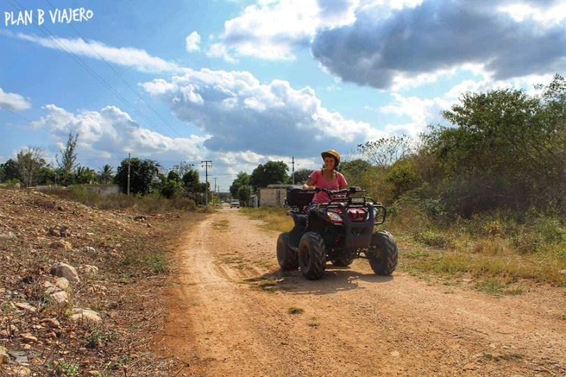 plan b viajero, Península de Yucatán, Tekax