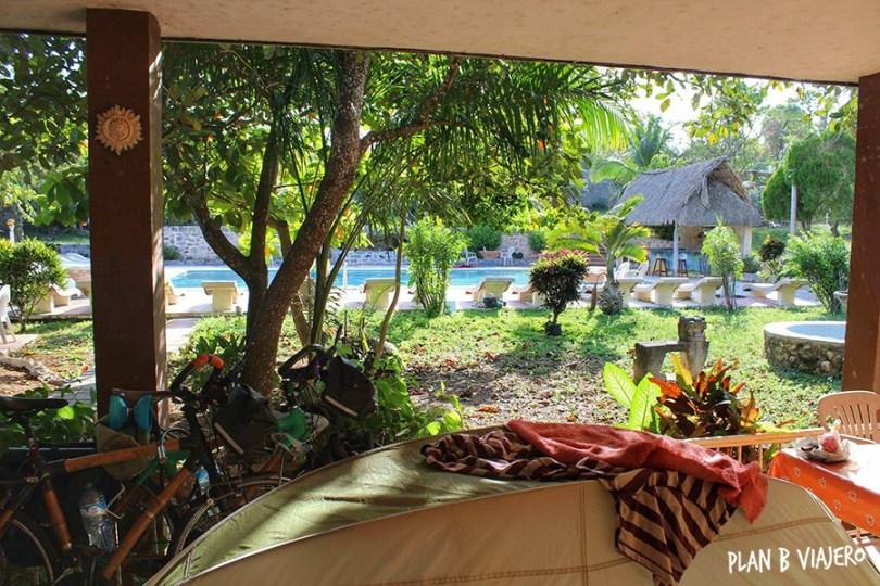 plan b viajero , Península de Yucatán en bici, Pisté