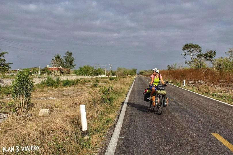 plan b viajero , viajar en bicicleta, que bicicleta necesito para hacer un viaje en bicicleta