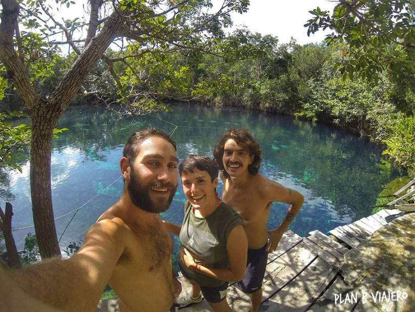plan b viajero , cenotes en Tulum, cenote carwash tulum , quintana roo