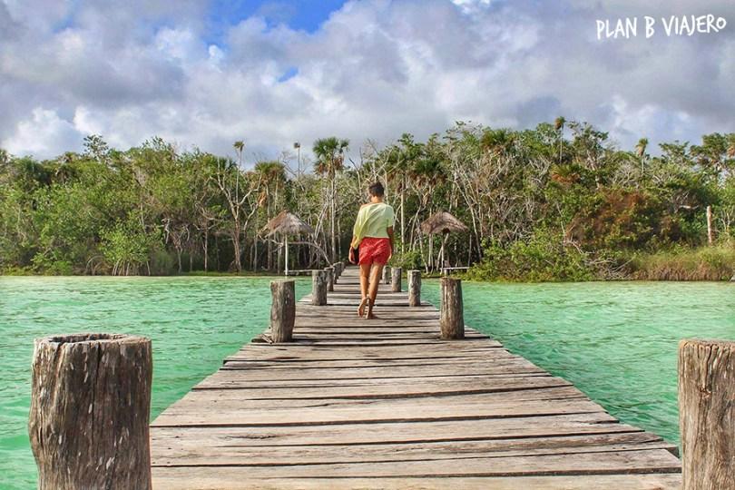 plan b viajero , trabajar mientras viajas por el mundo , ser nómada digital, laguna kaan luum