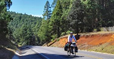 plan b viajero, viajar en bicicleta por donde empiezo, viaje en bici por chiapas