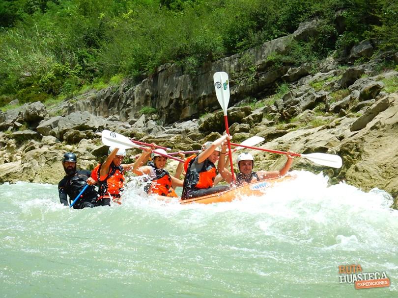 plan b viajero, rafting rio tampaon husteca potosina, ruta huasteca