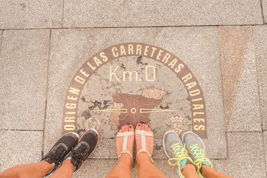 Madrid am km 0
