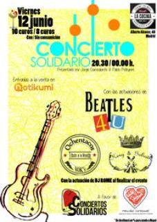 Historico de conciertos en sala La cocina Rock Bar