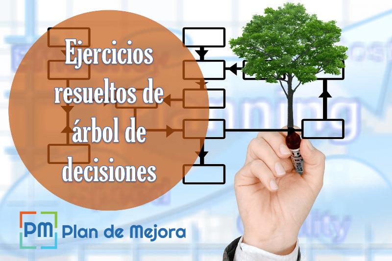 fc9b4b29 Ejercicios resueltos de árbol de decisiones - Plan de Mejora 🥇