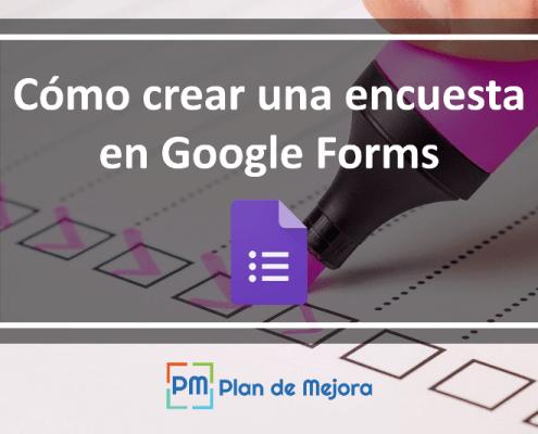 Cómo crear encuestas con google forms