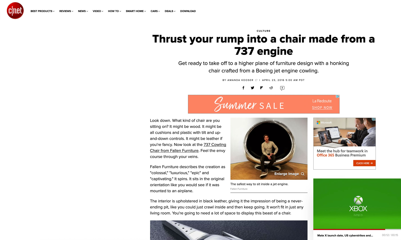 cnet press plane industries