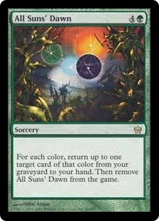 All Suns Dawn  Fifth Dawn  Magic The Gathering at Planeswalkers Library