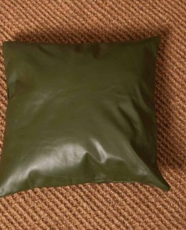www.planet-craft.com-40-cm-green-leather-scatter-cushions-12