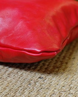 www.planet-craft.com-chilli-red---thick-leather-scatter-cushions-ex-display-11