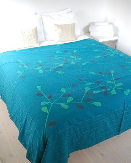 teal throw 3