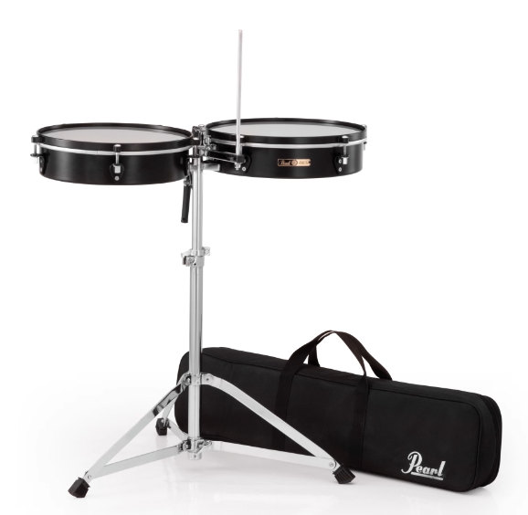 Pearl Travel Timbales