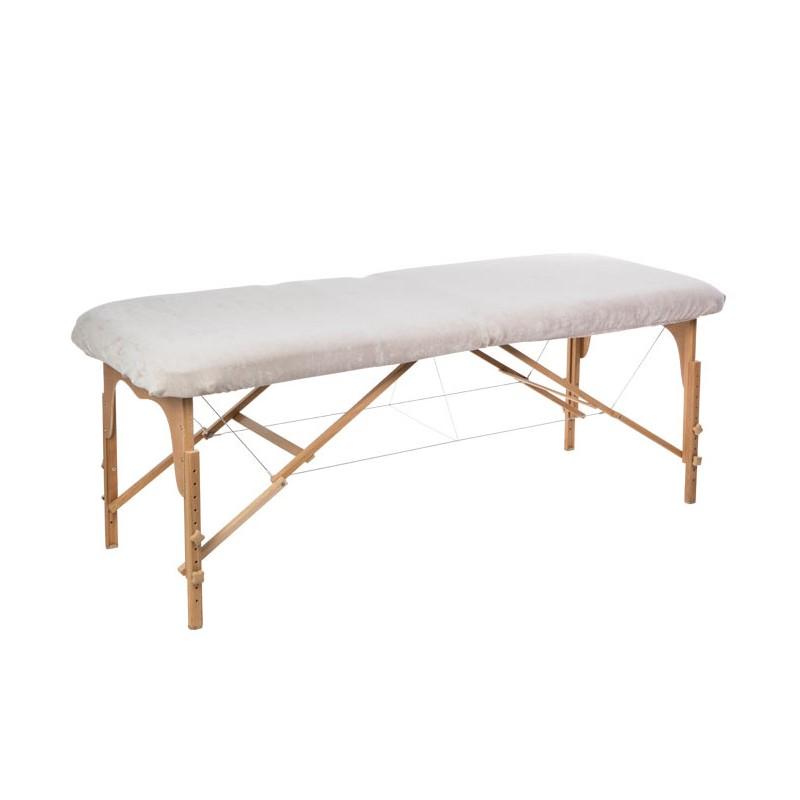 housse de table large 190 x 80 x 7 cm planet esthetic