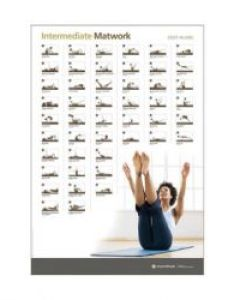 Poster stott intermediate matwork also wall charts planet fitness rh