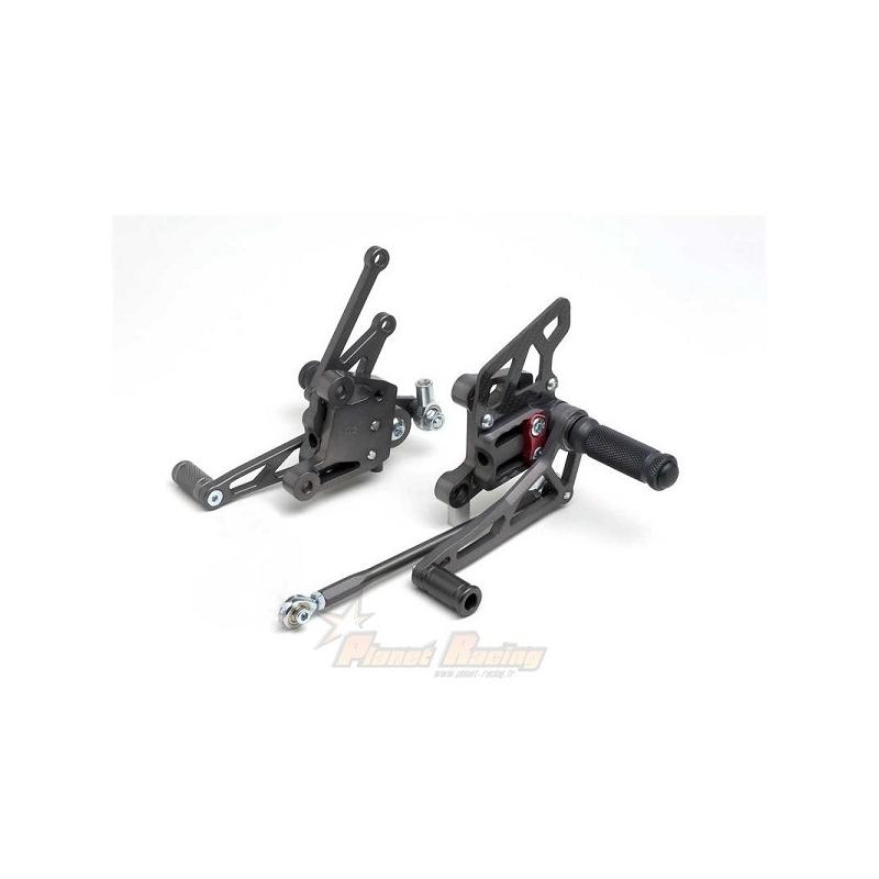 Commandes reculees LSL Yamaha MT09 TRACER 900 XSR 900 LSL