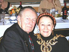 Adrian and Mary