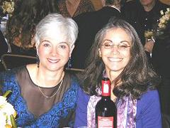 Denise and Yvette