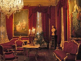 PLANET VIENNA  Schloss Schnbrunn Wien  Die Rume