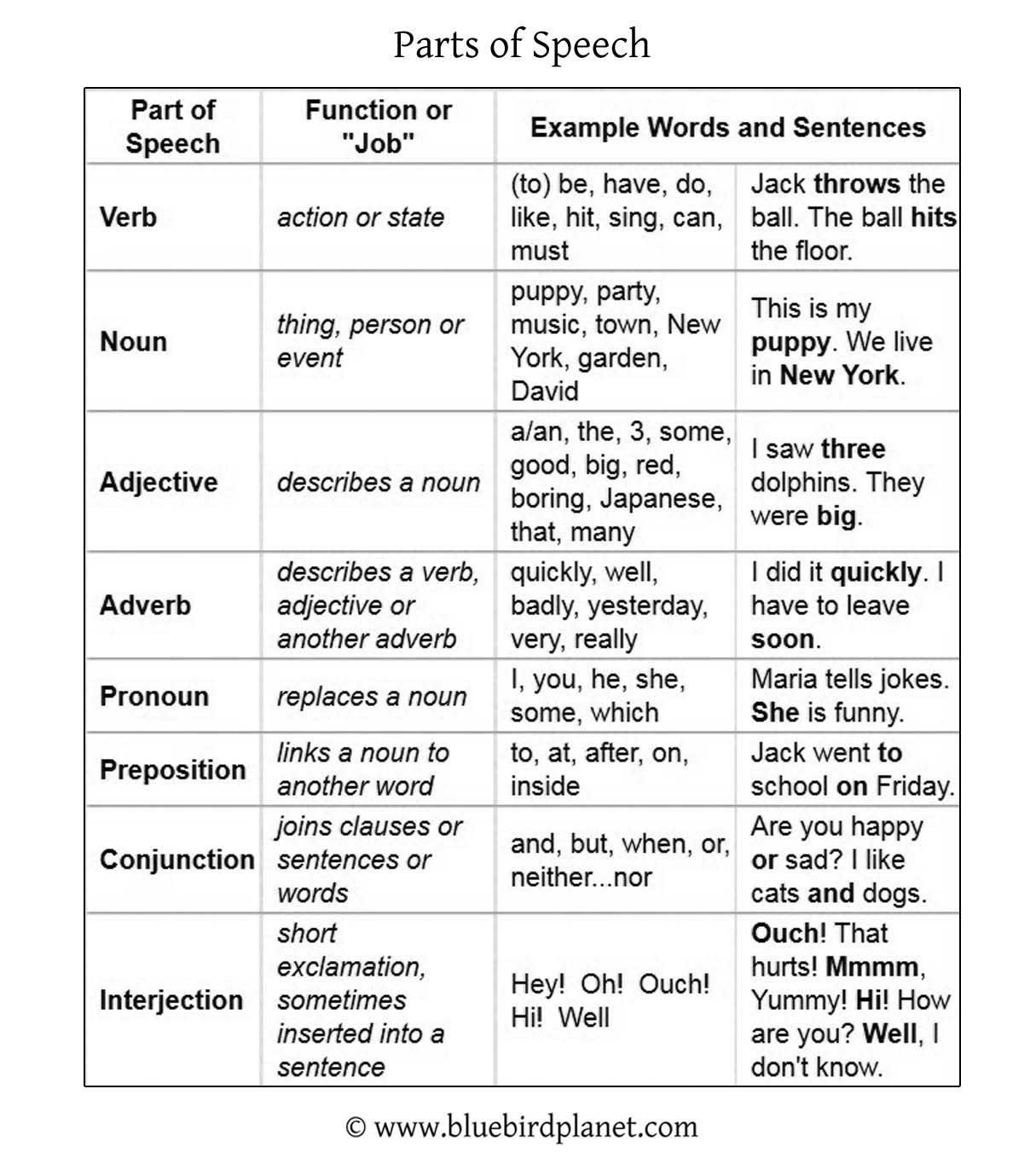 Identifying Prepositions Worksheet | Printable Worksheets and