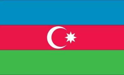 Vlajka Ázerbájdžánu
