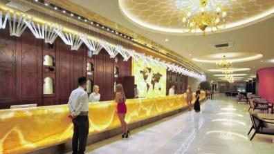 Royal Taj Mahal Lobby