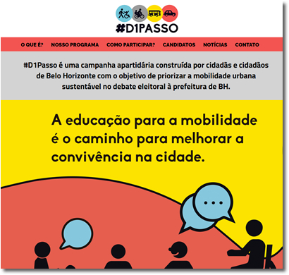 Portal Corporativo | D1Passos