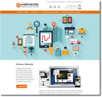 Portal Corporativo | Webvenda