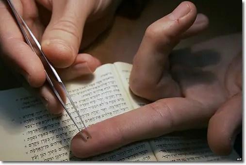 Biblia mas pequeña del mundo