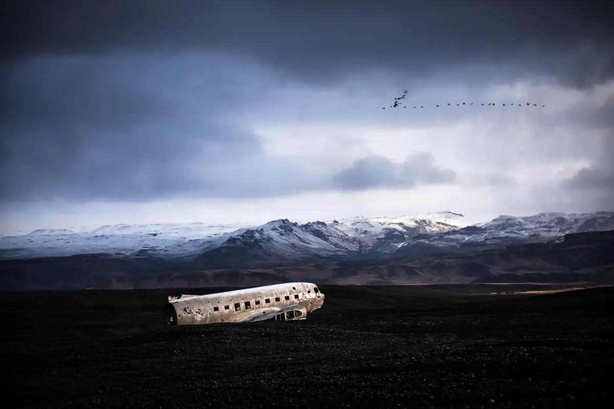 La Historia del Misterioso Avin Abandonado en Islandia