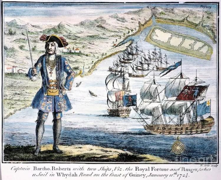 12 Curiosidades y Hechos Curiosos de los Piratas que No Sabías