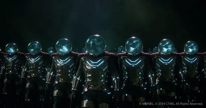 Mysterio en la cronología de Marvel