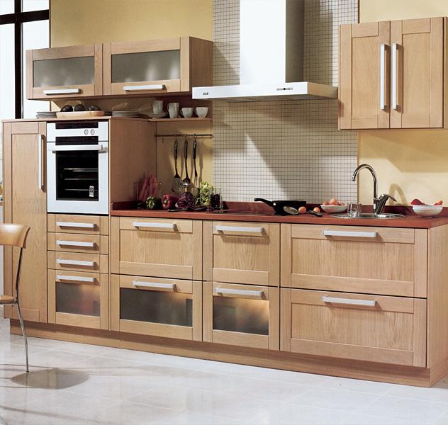 Muebles de cocina funcionales y atractivos for Muebles de cocina funcionales