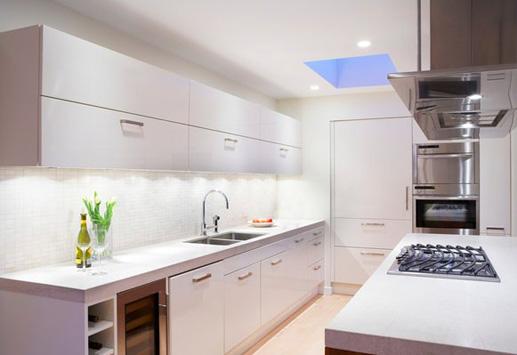 Algunas ideas para la iluminaci n de la cocina - Apliques para cocina ...