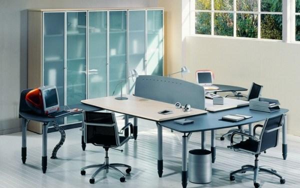 Diseño de oficina, organización funcional y productiva