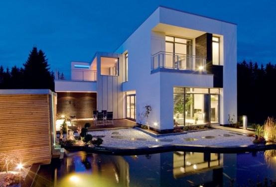 Fachadas modernas: actualice y renueve su casa