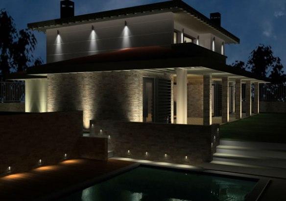 Consejos tiles para la iluminaci n exterior for Iluminacion exterior