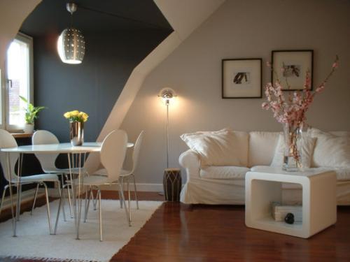 Decoraci n de casas peque as c mo maximizar el espacio for Colores para pintar una casa pequena
