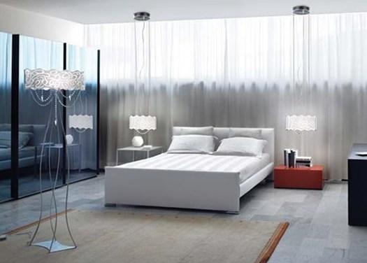 Iluminación de dormitorios: algunos consejos útiles