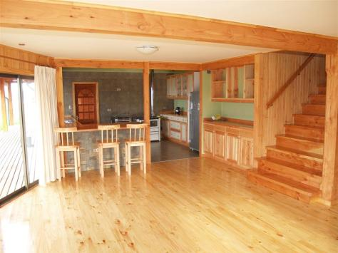 Casas prefabricadas eficaces - Interior casas de madera ...