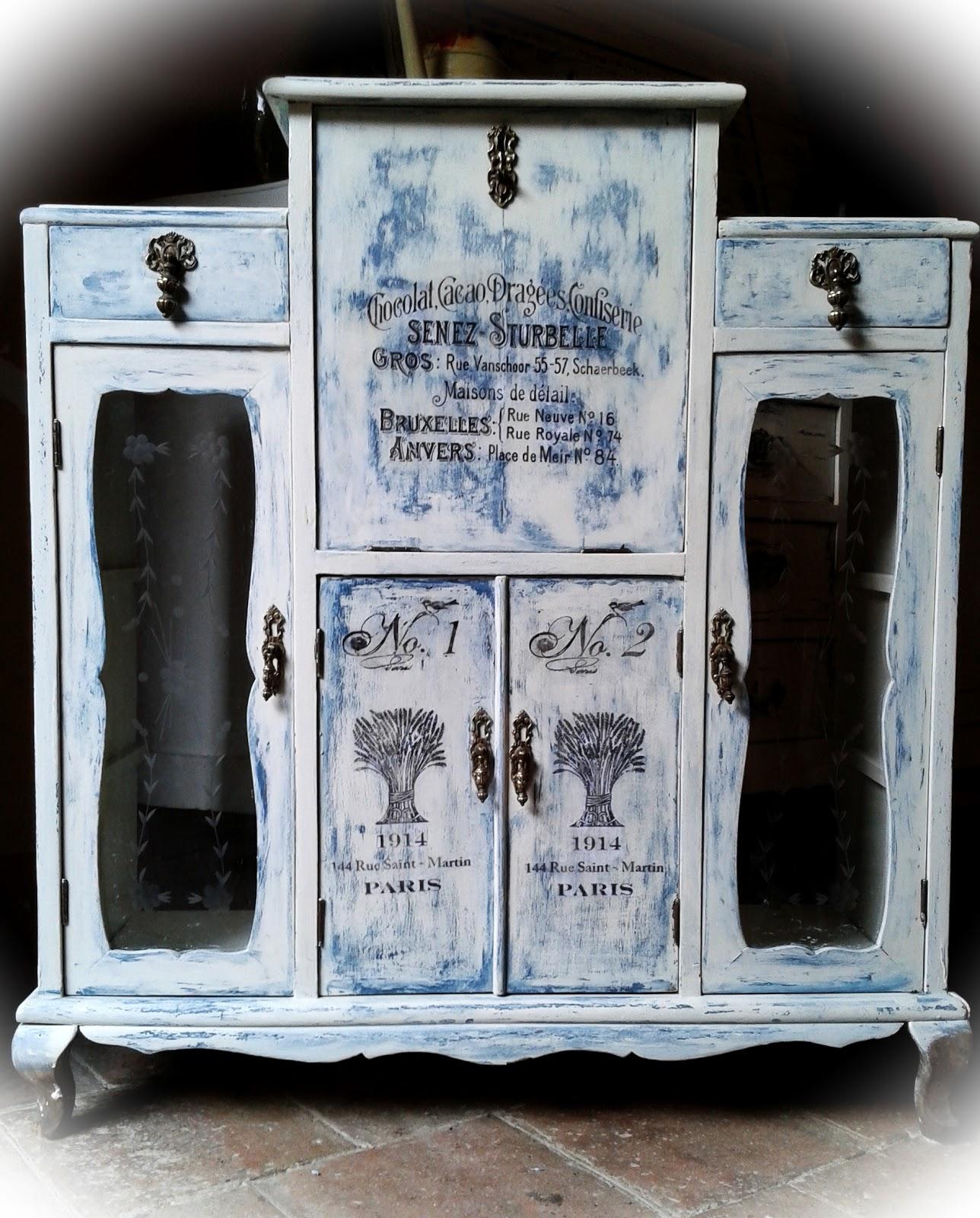Decoraci N Con Muebles Antiguos Reciclados