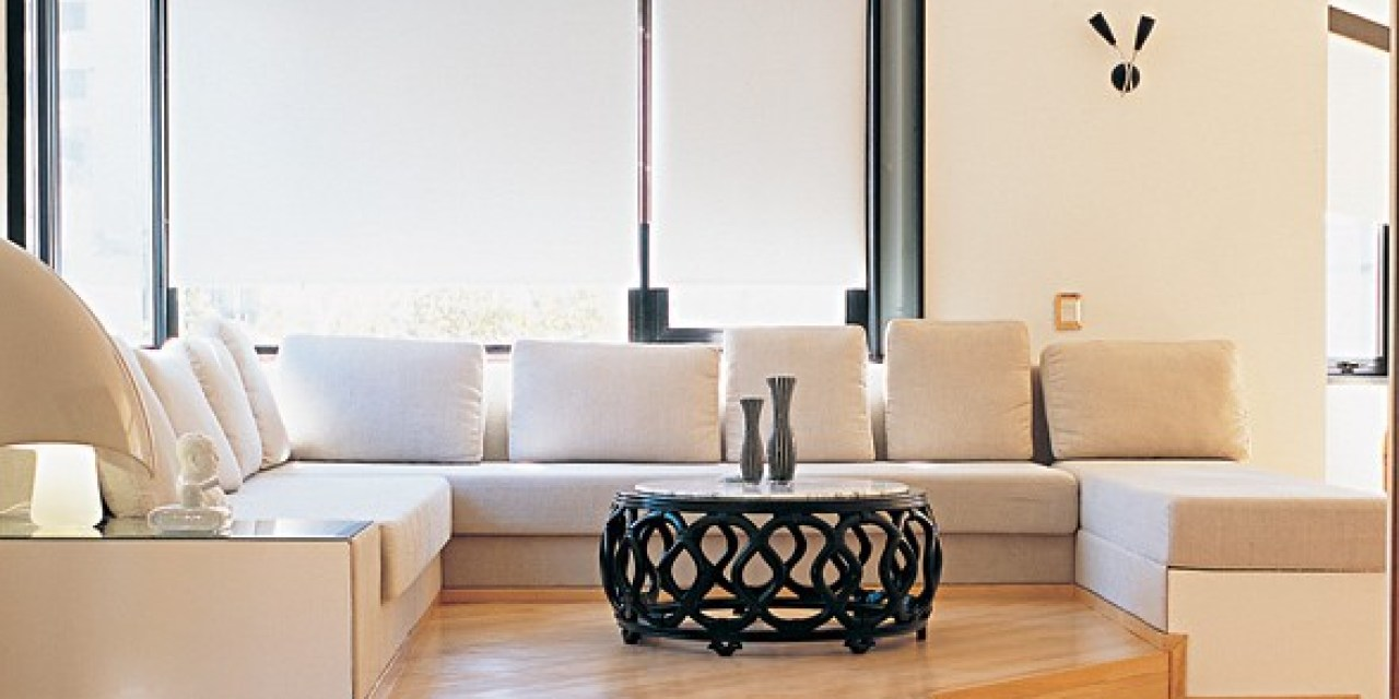 El sillón del living. Un estilo para cada ambiente
