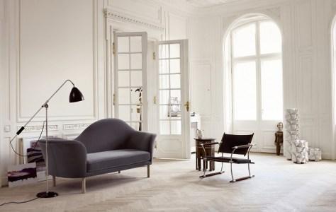 sofa clasico para ambientes modernos
