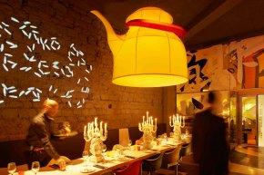 Miss Ko, restaurante diseñado por Philippe Starck.