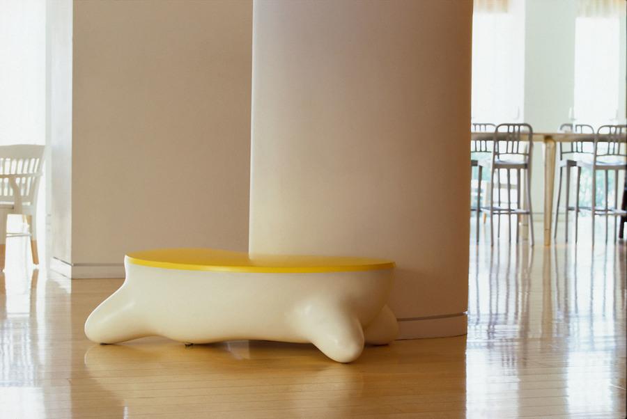 Hotel Mondrian de los Ángeles diseñado por Philippe Starck